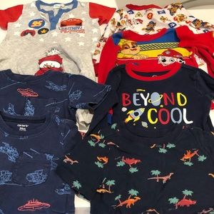 Lot of Boys 2T Clothing 13 Items